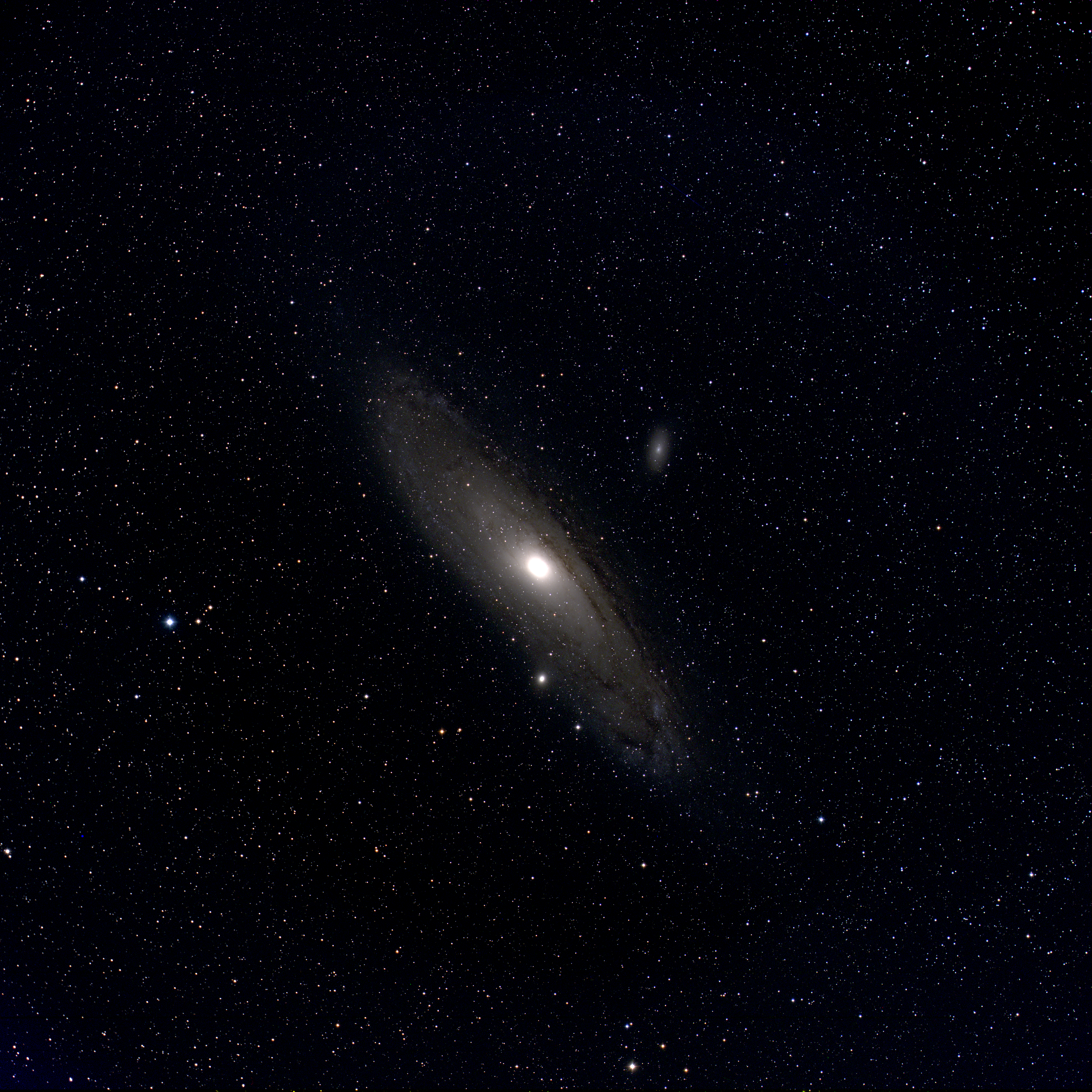 Andromeda Galaxy through Binoculars (page 2) - Pics about ...