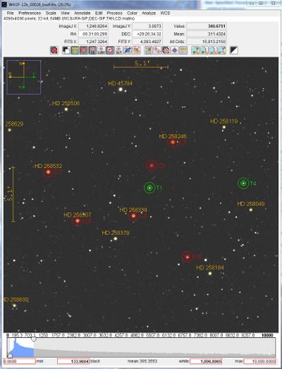 AstroImageJ (AIJ) - ImageJ for Astronomy